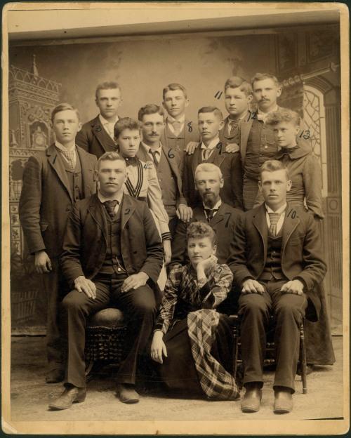 USD students 1891