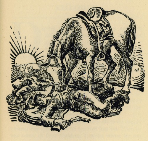 Comanche at Battle of Little Bighorn