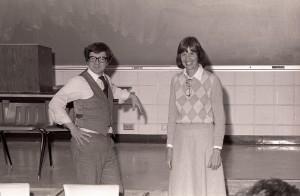 John Day and Ann Stewart Balakier