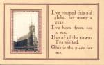 Catholic Church, Tabor, S.D., 1913