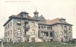 Ladies' Dormitory, Springfield, S.D. 1908