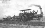 Plowing and Seeding by Steam in S.D. 1907