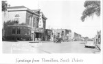West on Main St, Vermillion, S.D.