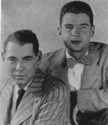 Arthur H. Whittemore and Jack Lowe