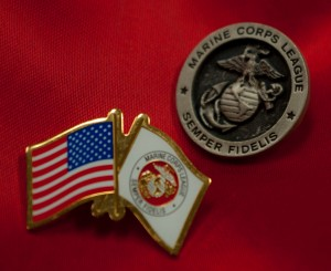 USMC Lapel Pins