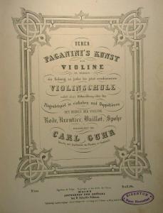 Guhr treatise