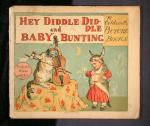 "Randolph Caldecott, ""Hey diddle diddle and baby bunting"" 1880s"