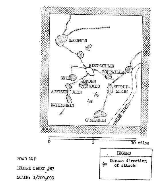 jan 21 1945 map